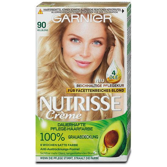 Garnier Nutrisse Creme Haarfarbe - Haarfarbe im dm Online Shop